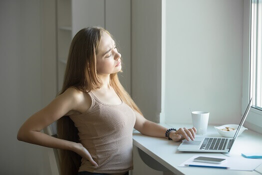 How to Keep Spine Pain at Bay If You Work from Home in Los Angeles, CA