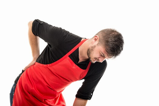 Common Back Injuries Among Food Servers in Los Angeles, CA