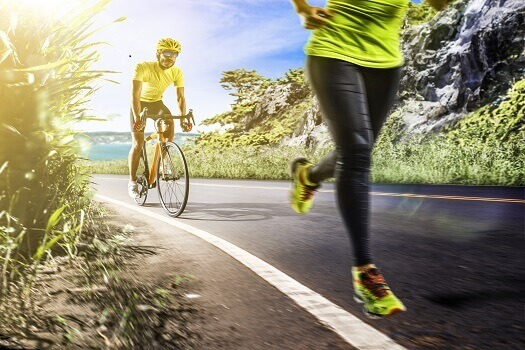 How a Spinal Fusion Patient Competed in a Triathlon in Los Angeles, CA