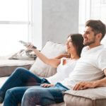4 Ways to Bolster Your Back While You Watch TV