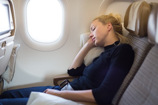 Avoiding Neck Pain When Flying in Los Angeles, CA