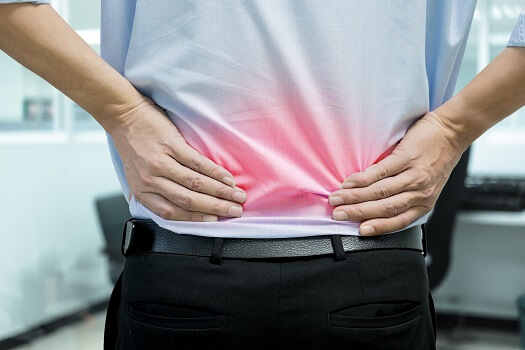 Effects of Weak Glute Muscles on Lower Back Pain in Los Angeles, CA