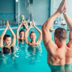 5 Great Water Exercises for Spine Pain