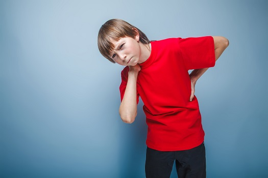 Back Pain in Kids in Los Angeles, CA