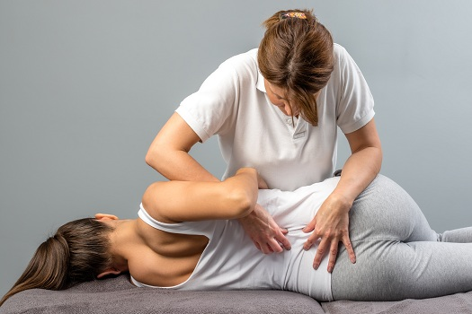 What's the Time Period of Physical Therapy for a Spine Injury in Los Angeles, CA