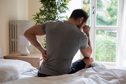 Effects of Spine Injuries on Mental Health in Los Angeles, CA