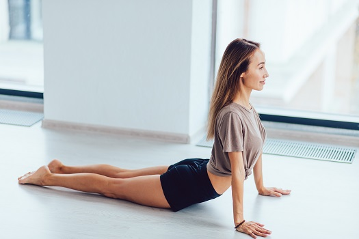 3 Beginner Yoga Poses To Help You Relieve Lower Back Pain