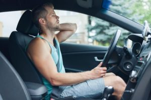 How Can a Minor Car Accident Cause a Back Injury in Los Angeles, CA