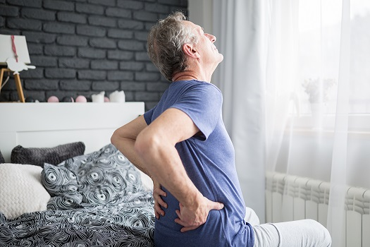 Link Between Insomnia & Pain in the Lower Back in Los Angeles, CA