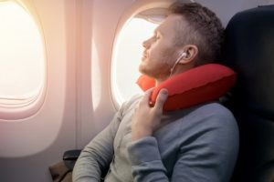Tips for Flying with Back Pain in Los Angeles, CA