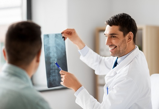X-Rays Can Not Detect Spine Problems in Los Angeles, CA