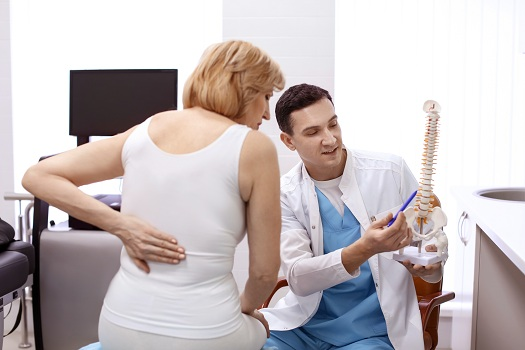 Causes of Back Pain at Age 60 in Los Angeles, CA