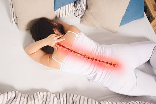 Risk Factors for Spinal Compression Fractures in Los Angeles, CA
